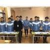 Giám đốc đến thăm trường trung cấp nghề kinh tế kỹ thuật Bắc Ninh
